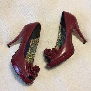 Madden Girl Shoes - Red Madden Girl heels!!!